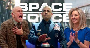 2 σεζόν της σειράς space force netflix