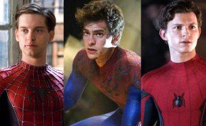 Εικόνα από όλους τους Spider-Man