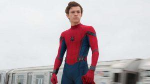 Εικόνα από τον Tom Holland ως Spider-Man στο MCU