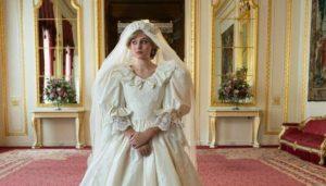 εικόνα από την Νταϊάνα του the crown