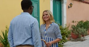 The Good Place τέταρτη σεζόν με γυρίσματα στην Αθήνα