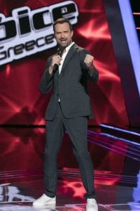 the voice blind auditions κυριακή