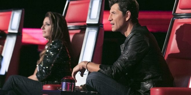 the voice blind auditions κυριακή 29/11