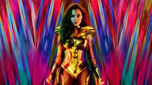 αφίσα του Wonder Woman 1984