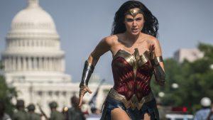 Πλάνο από το Wonder Woman 1984