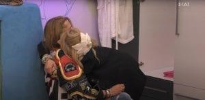 Άννα Μαρία νικήτρια big brother 2020 ριάλιτι - αγκαλιά με Πυργίδη