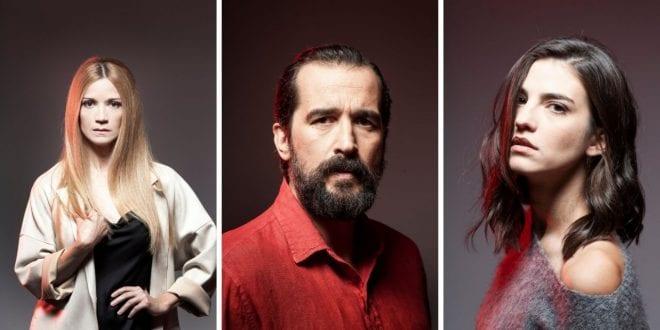 Έξαψη - MEGA: Η μεγάλη πρεμιέρα και οι χαρακτήρες της σειράς