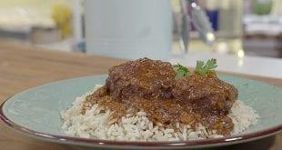 Ώρα για φαγητό με την Αργυρώ συνταγές για κοκκινιστο