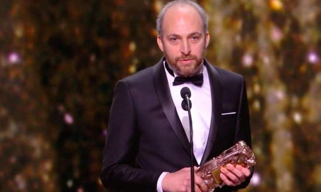 Γιώργος Λαμπρινός βραβείο μοντάζ για το The Father