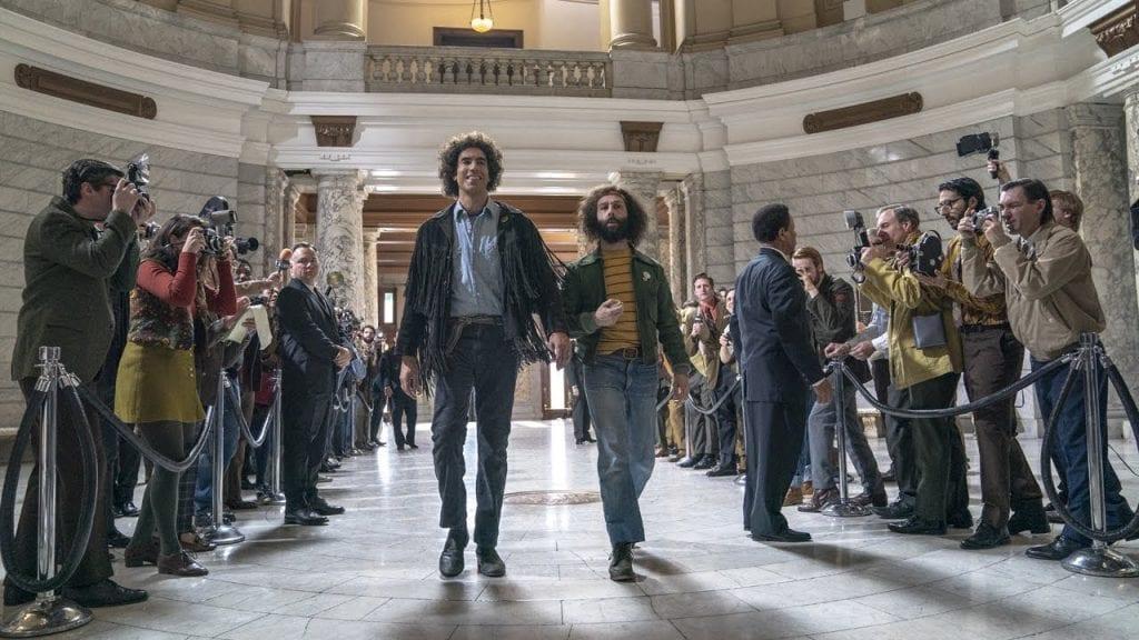 Η δίκη των 7 του Σικάγο μια από τις καλύτερες ταινίες του 2020