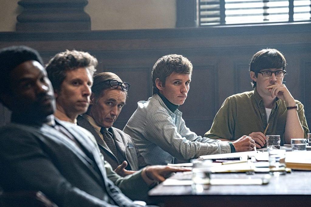 Η δίκη των 7 του Σικάγο ταινίες netflix 2020