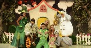 Οι περιπέτειες του Μάικ: Θεατρική παράσταση σε online προβολή από το Youfly.com