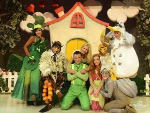 Οι περιπέτειες του Μάικ παιδικό θέατρο Online - στιγμιότυπο παράστασης