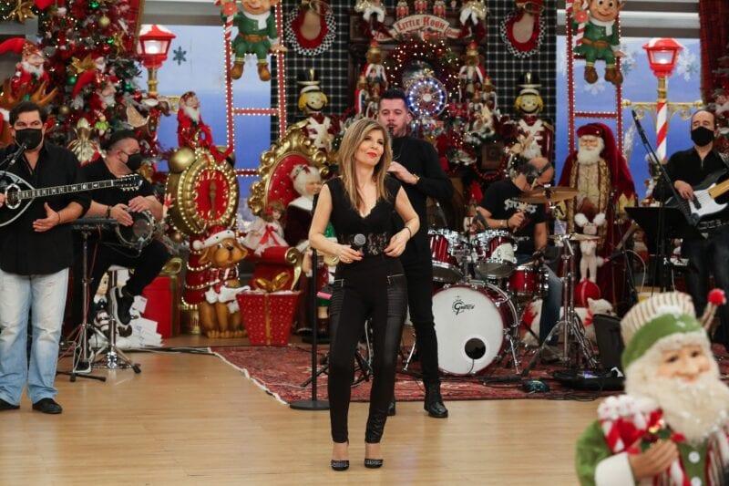 Καλεσμένη στο Πρωινό η Κατερίνα Στανίση - Τι θα δούμε στην τηλεόραση το εορταστικό τριήμερο - Χριστούγεννα 2020