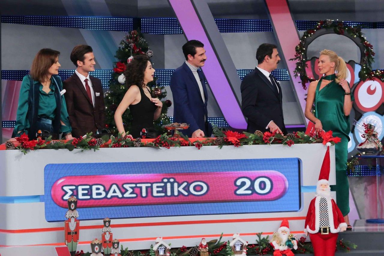 Το Σεβαστέικο παίζει Ρουκ-Ζουκ
