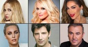 TV: Περιζήτητοι στα κανάλια οι τραγουδιστές