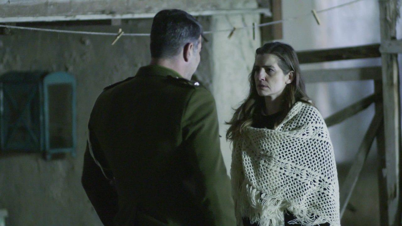 Η Λενιώ με τον Βόσκαρη