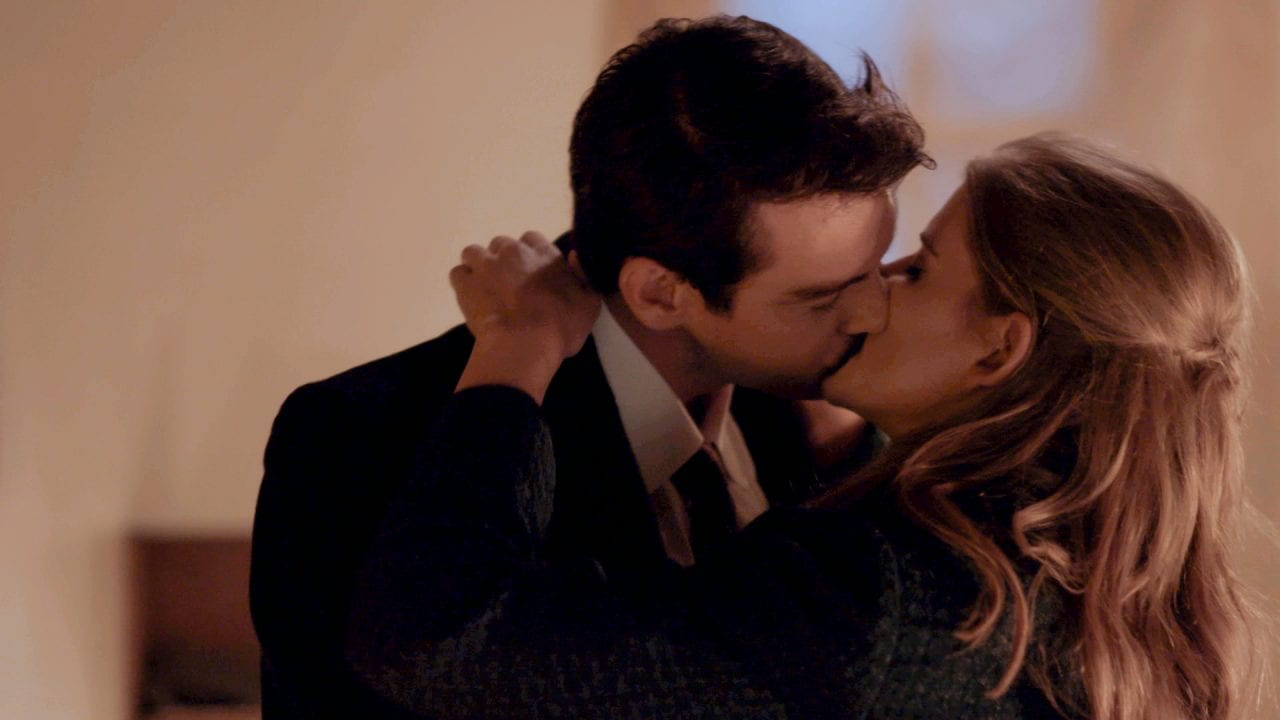 Η Δρόσω με τον Κωνσταντή φιλιέται στα επόμενα επεισόδια