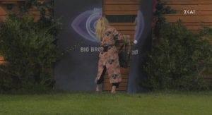 ανασκόπηση καυγάδων έως τον τελικό big brother άννα μαρία σπάει την πόρτα