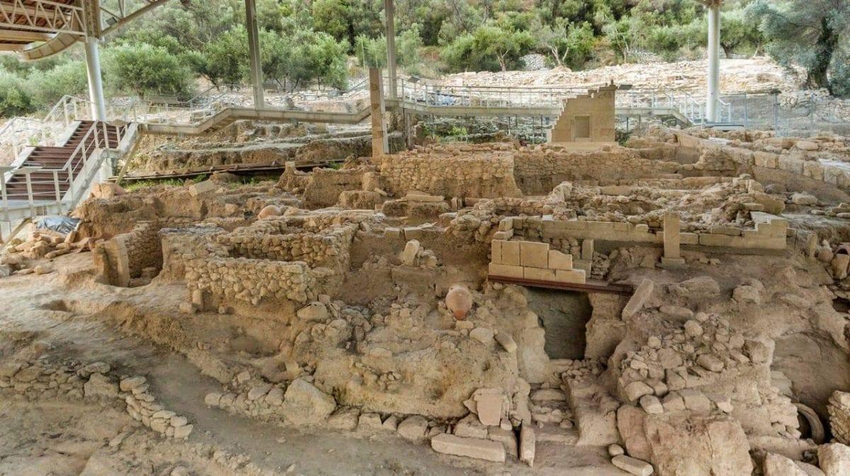 αρχαία ελεύθερνα νέα έκδοση ανασκαφές