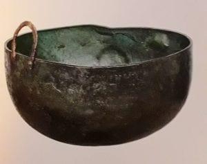 Εικόνα με ένα αρχαίο βάζο