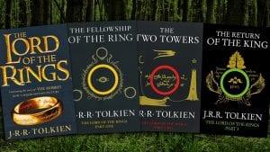 βιβλία σαν το Game of Thrones άρχοντας των δαχτυλιδιών
