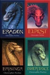 βιβλία σαν το Game of Thrones έραγκον