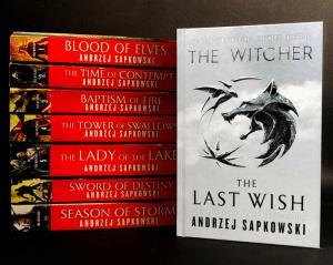 βιβλία σαν το Game of Thrones thw witcher