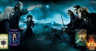βιβλία σαν το Harry Potter φαντασίας