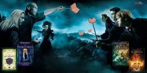 βιβλία σαν το Harry Potter