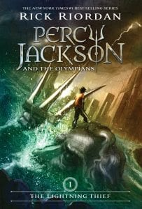 βιβλία σαν το harry potter πέρσι τζάκσον