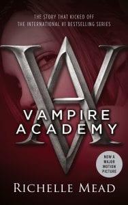 βιβλία σαν το harry potter vampire academy