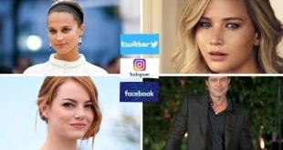 Πολλοί διάσημοι παραμένουν χωρίς social media