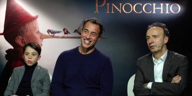Πινόκιο ταινία με τον Ρομπέρτο Μπενίνι