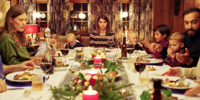 Πλάνο από το Σπίτι για τα χριστούγεννα του Netflix
