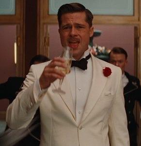 Ο Brad Pitt στο Άδωξοι Μπάσταρδη