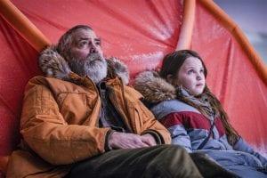 Σκηνή από το Midnight sky, από τις καλύτερες ταινίες και σειρές στο Netflix για τα Χριστούγεννα