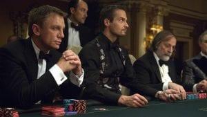 Casino Royale μία από τις καλύτερες ταινίες με θέμα τα τυχερά παιχνίδια