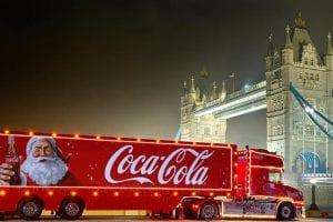Χριστουγεννιάτικες διαφημίσεις στην τηλεόραση