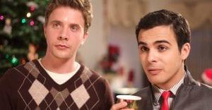 χριστουγεννιάτικες LGBTQ ταινίες make the yuletine gay