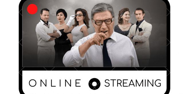 ωνάσης - online παράσταση on demand Θέατρο Παλλάς