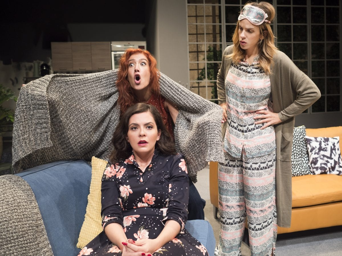 όποιος θέλει να χωρήσει θέατρο online γυναίκες ηθοποιοί