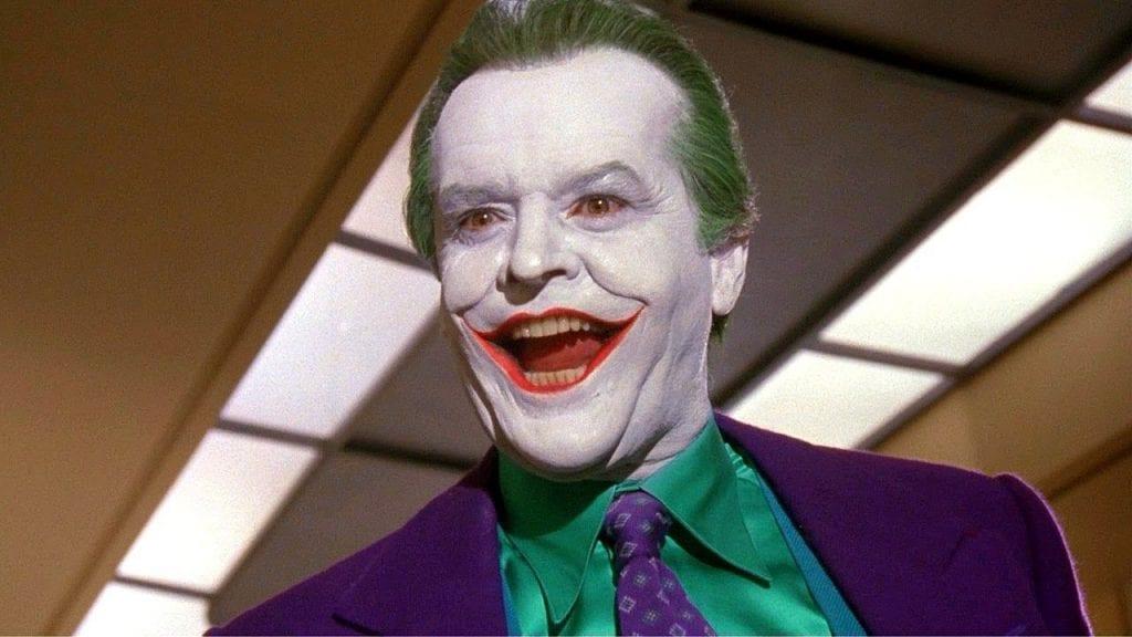 Σκηνή από την ταινία Batman με τον Jack Nicholson