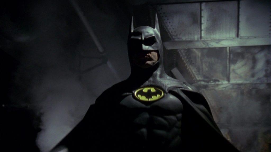 Σκηνή από την ταινία Batman Returns