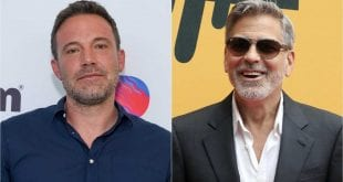 Ben Affleck George Clooney νέα ταινία