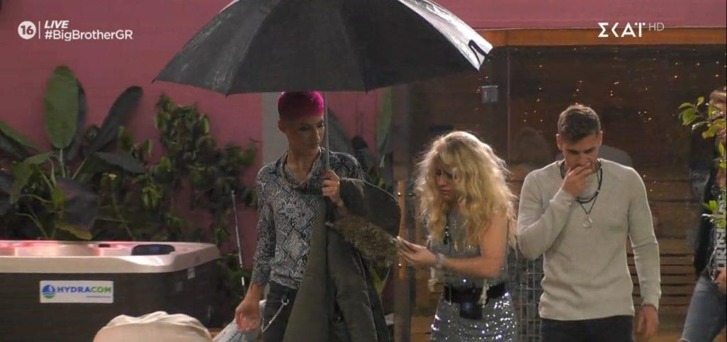 Big Brother: Διπλή αποχώρηση χθες 11/12 - Ποιοί πάνε τελικό
