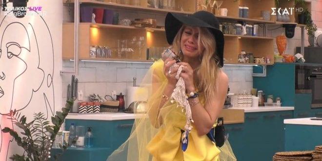 Big Brother: Η νικήτρια Άννα-Μαρία και οι ευχαριστίες στο Θεό