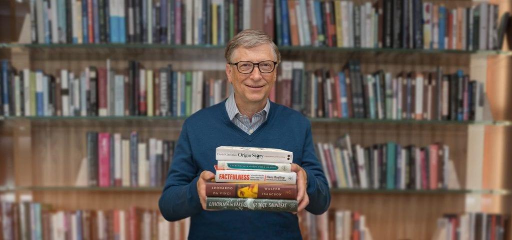 Bill Gates βιβλία 2020