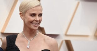 Charlize Theron HBO