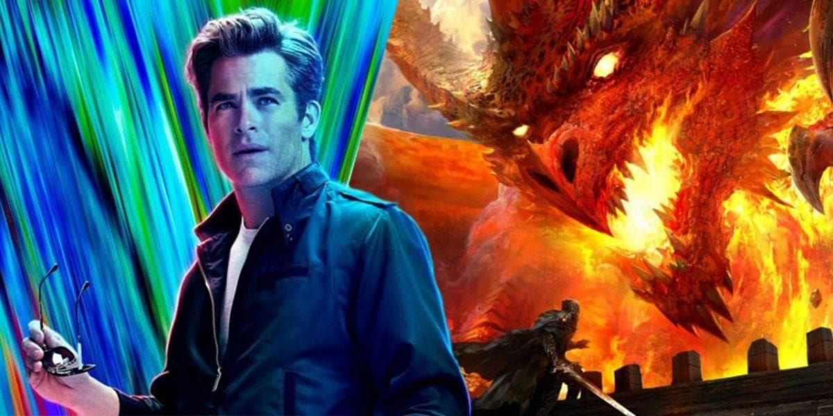 Chris Pine Dungeons and Dragons ταινία